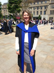 Graduation, Dundee, June 2016